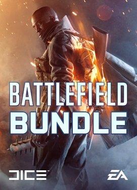 سی دی کی اورجینال battlefield bundle