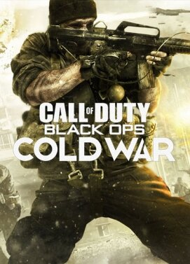 سی دی کی اورجینال Call of Duty Black Ops Cold War