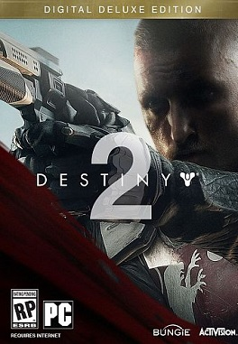 Destiny 2 Digital Deluxe Edition Blizzard EU