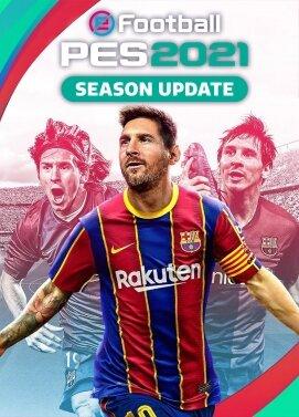 سی دی کی اورجینال eFootball PES 2021