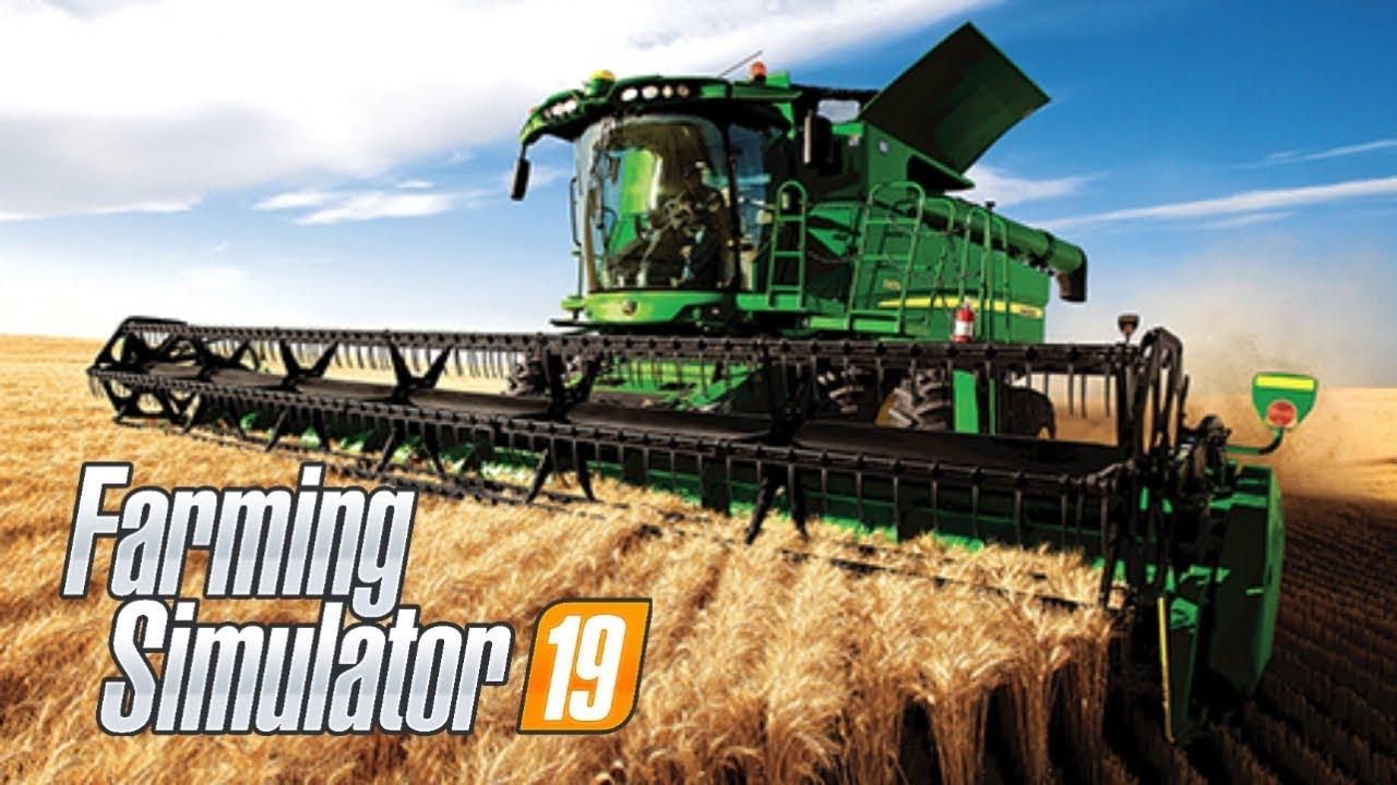 سی دی کی اورجینال Farming Simulator 19