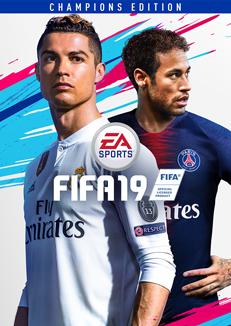 سی دی کی اورجینال FIFA 19 Champions Edition