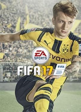 FIFA 17 Origin Global Account