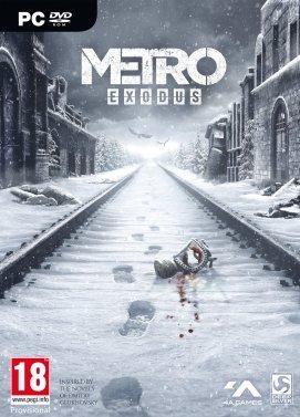 خرید گیفت استیم Metro Exodus