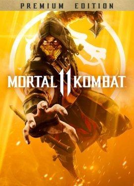 خرید گیفت استیم Mortal Kombat 11 Premium Edition