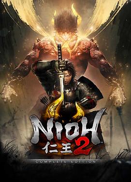 سی دی کی اورجینال Nioh 2 Complete Edition