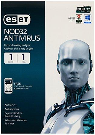 انتی ویروس نود ۳۲ ۱ سال ۳ کاربر