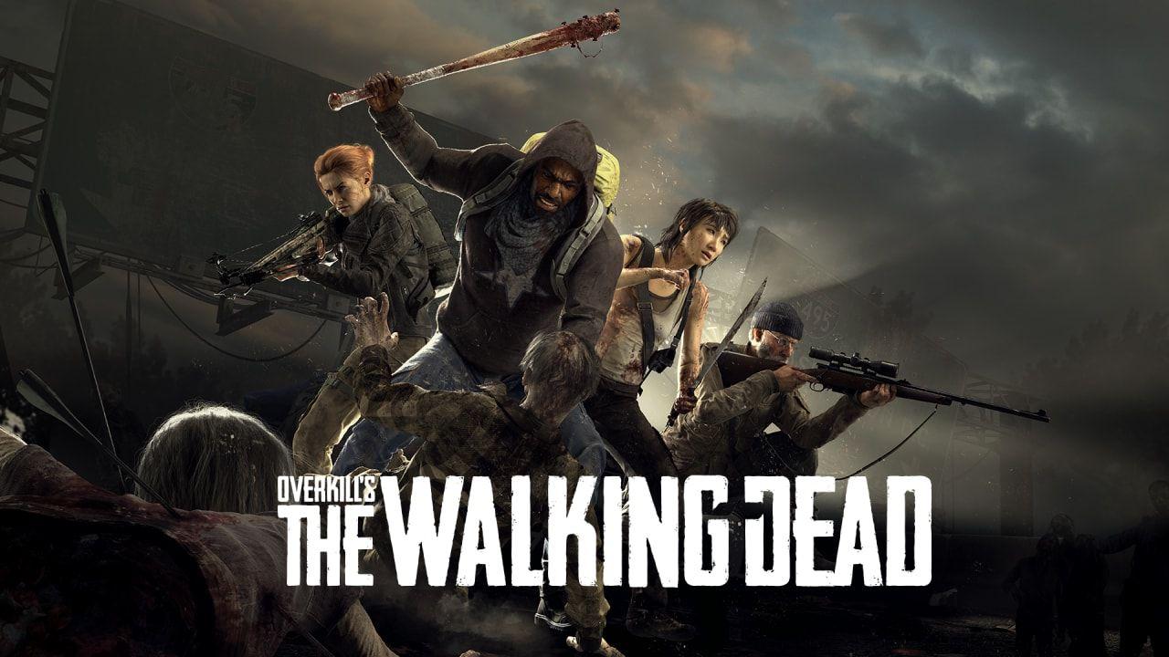 خرید گیفت استیم Overkill's The Walking Dead