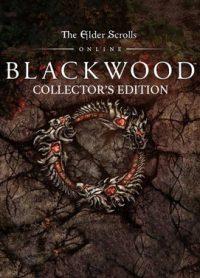 سی دی کی اورجینال The Elder Scrolls Online Collection Blackwood Collectors Edition