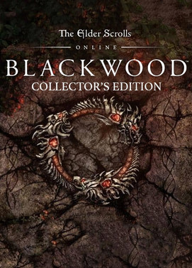 سی دی کی اورجینال The Elder Scrolls Online Collection Blackwood Collectors Edition