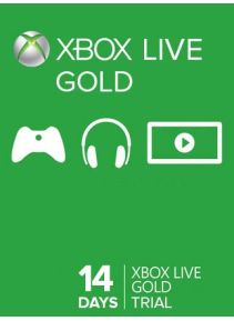 Xbox Live Gold 14 Days Global