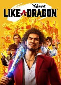 سی دی کی اورجینال Yakuza Like a Dragon